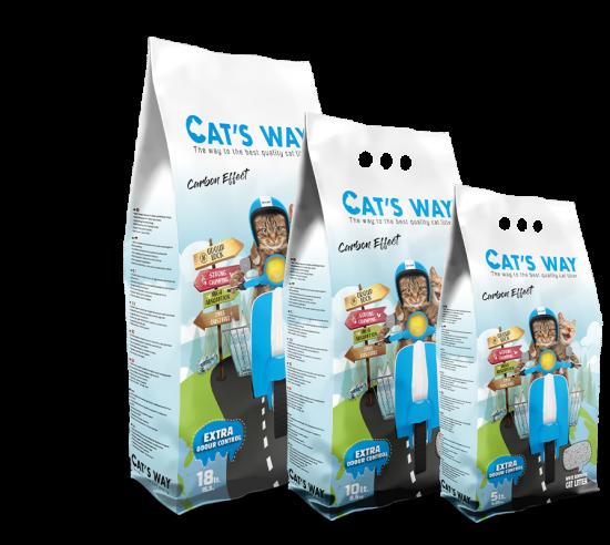 CAT'S WAY CARBON EFFECT