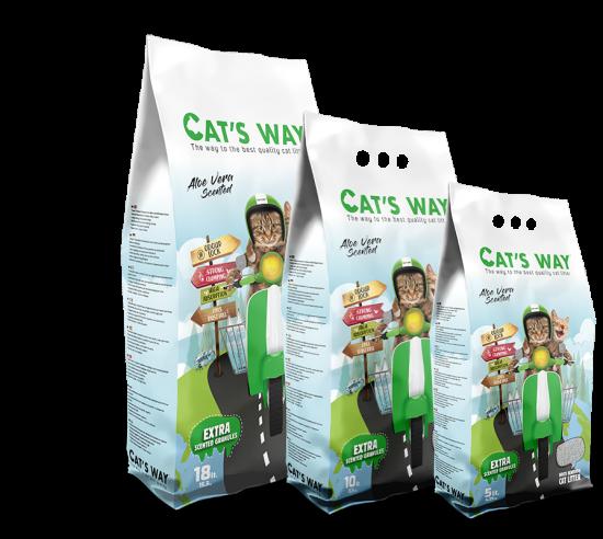 CAT'S WAY ALOE VERA