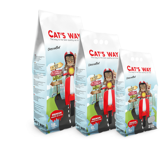 Cat's Way Unscented